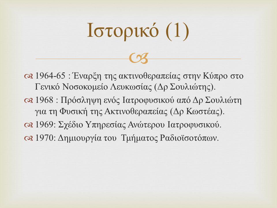  Ιστορική εξέλιξη