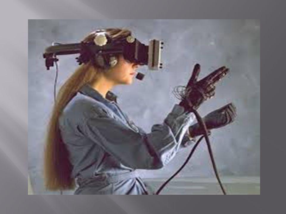  Ο άνθρωπος έψαχνε πάντα εμπειρίες σε εναλλακτικές, εικονικές πραγματικότητες, με παραδείγματα από το χώρο της λογοτεχνίας : την Αλίκη στη χώρα των θαυμάτων  Ως εικονική πραγματικότητα (Virtual Reality, VR) ορίζεται ένα περιβάλλον βασισμένο σε υπολογιστή, ισχυρά αλληλεπιδραστικό, στο οποίο ο χρήστης γίνεται συμμέτοχος σε έναν « εικονικά πραγματικό » κόσμο.