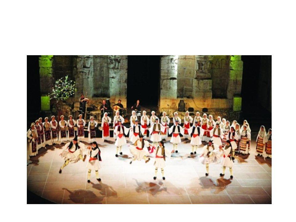 ΜΟΥΣΙΚΗ Οι μαθητές στην σύντομη επαφή τους με τους Ελληνικούς Παραδοσιακούς χορούς έχουν τη δυνατότητα να ακούσουν ρυθμούς εντελώς διαφορετικούς από τα σύγχρονα ακούσματα.