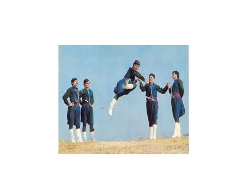 Χιώτικος χορός: Χορός της Χίου απ 'όπου πήρε και το όνομά του.