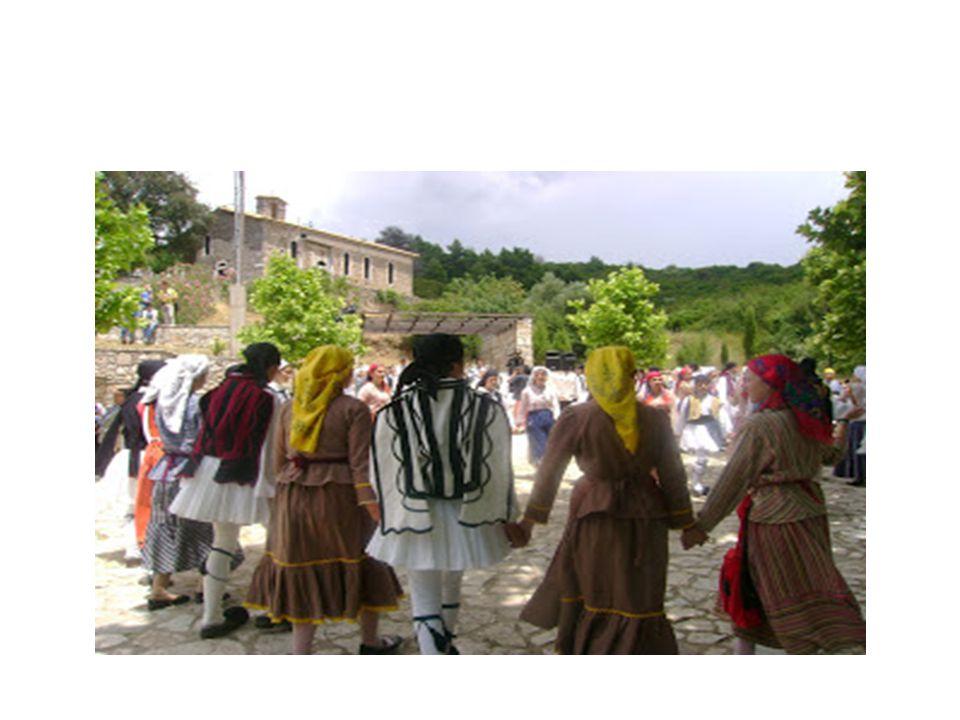 Γλυκομηλίτσα Είναι και αυτός χορός της επαρχίας Κισσάμου Χανίων.