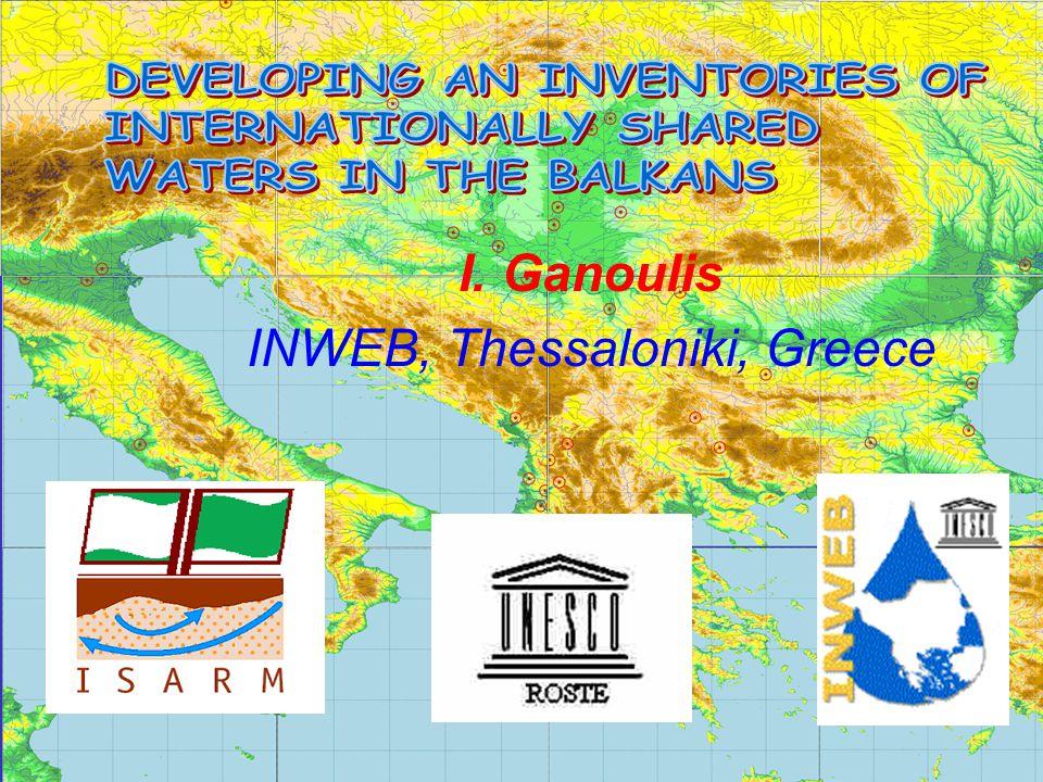 UNESCO-INWEB: Δράσεις στα Βαλκάνια (ΝΑΕ)