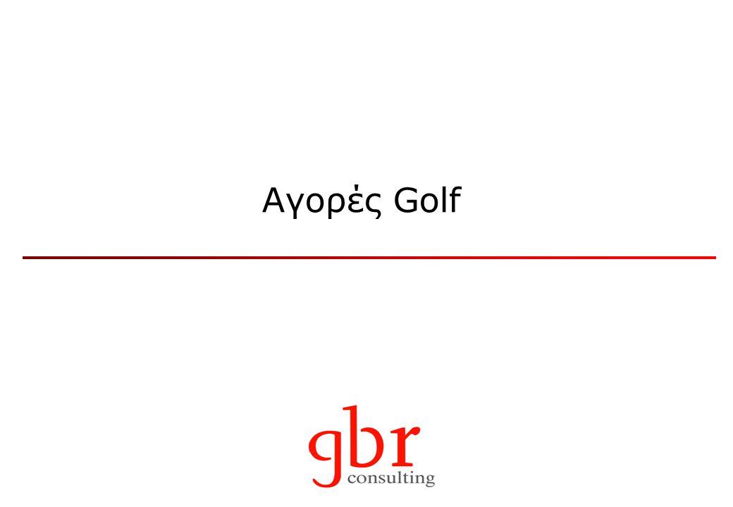 Αγορές Golf