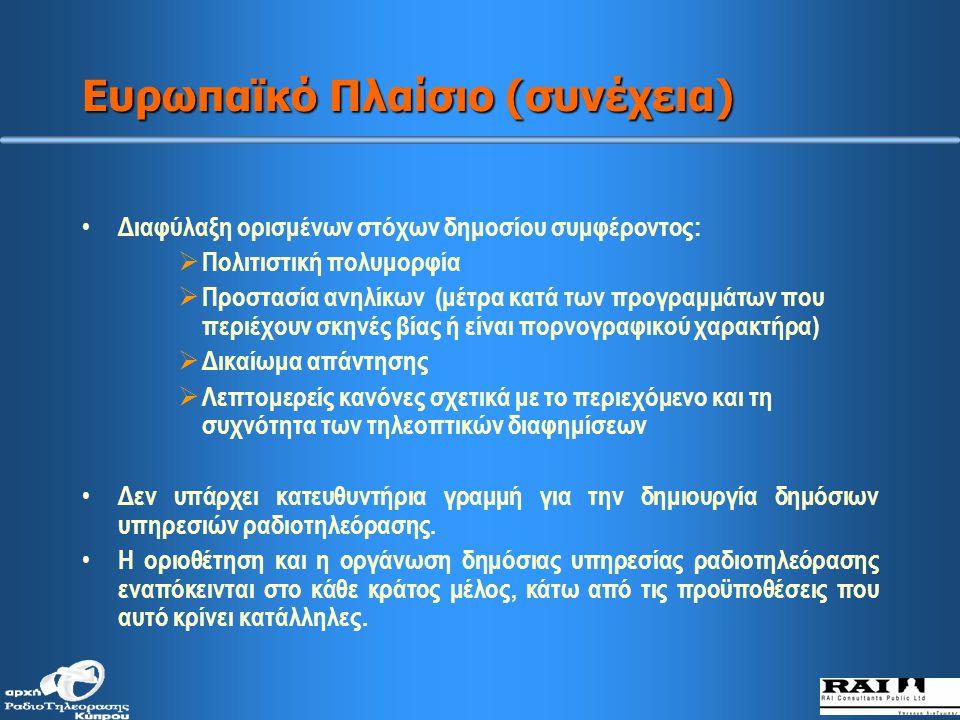 Ποικιλία προγραμμάτων που μεταδίδονται από το κυπριακό ραδιόφωνο σήμερα