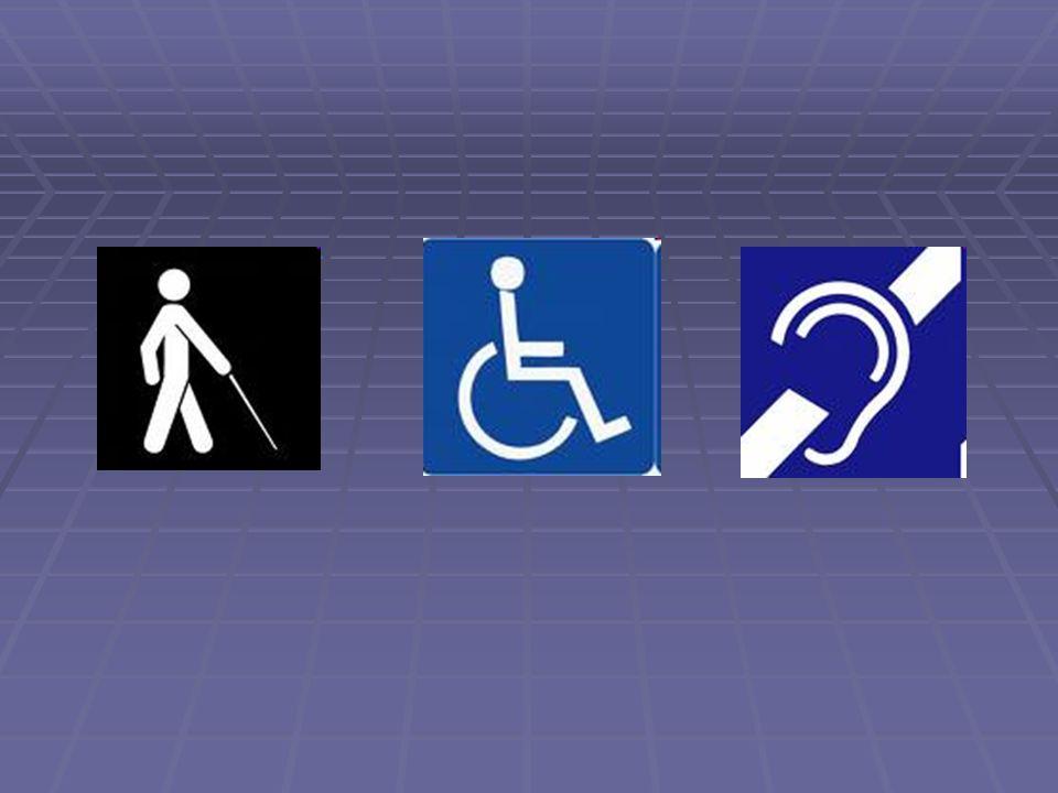 Η αναπηρία στην τηλεόραση  Έρευνες για την αναπαράσταση των ΑμεΑ έχουν δείξει ότι τα ΑμεΑ συνήθως δεν περιλαμβάνονται σε τηλεοπτικές σειρές ή ντοκιμαντέρ, ή εμφανίζονται σε περιορισμένο αριθμό ρόλων.