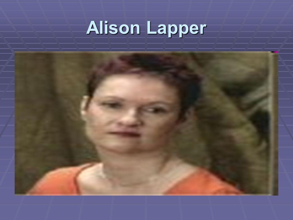 Αlison Lapper