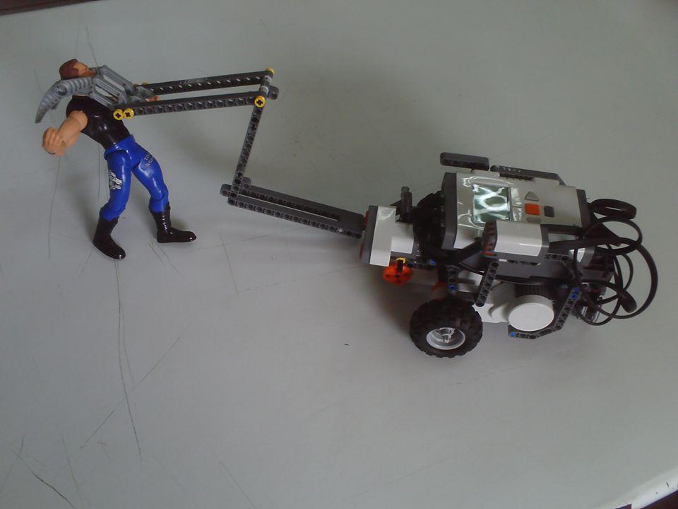 25/6/2014Κοινότητες Μάθησης με τη Χρήση Ρομποτικής Εικόνα κατασκευής