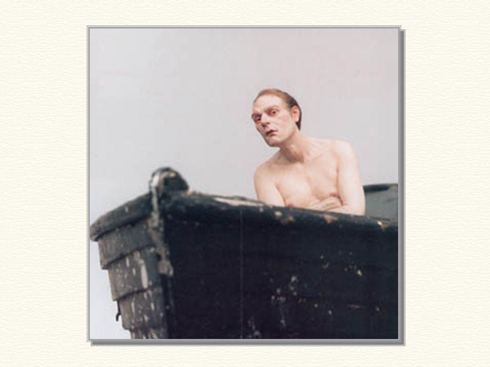 «Άντρας σε βάρκα» 1992