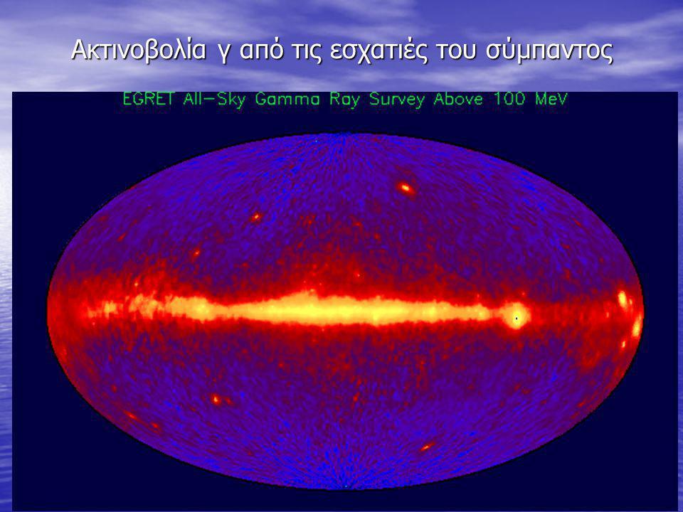 Ακτινοβολία γ από τις εσχατιές του σύμπαντος