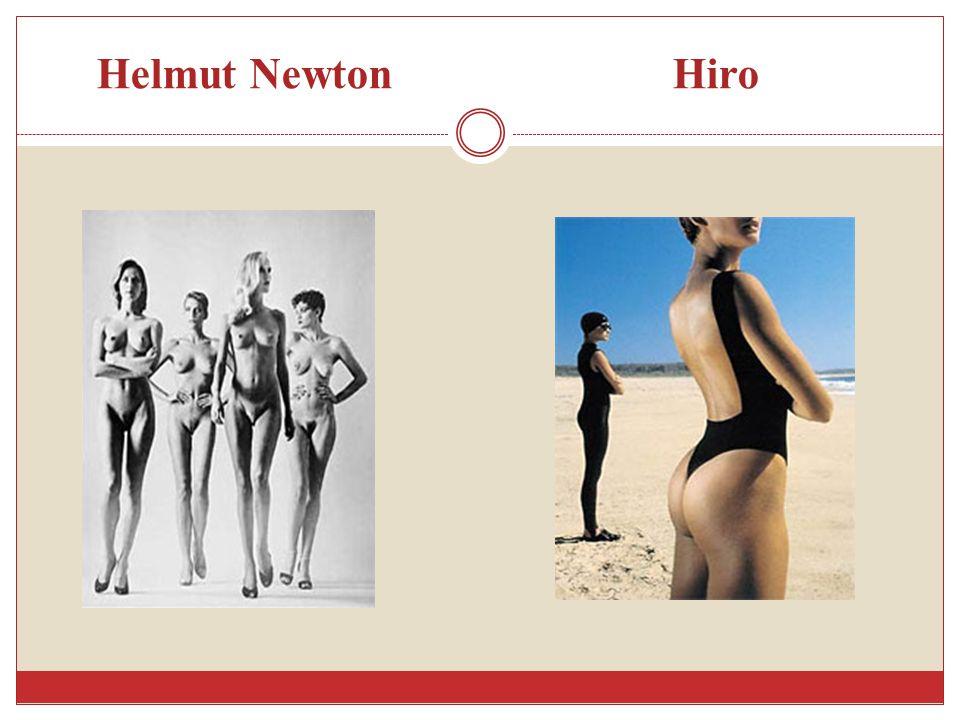 Helmut Newton Hiro