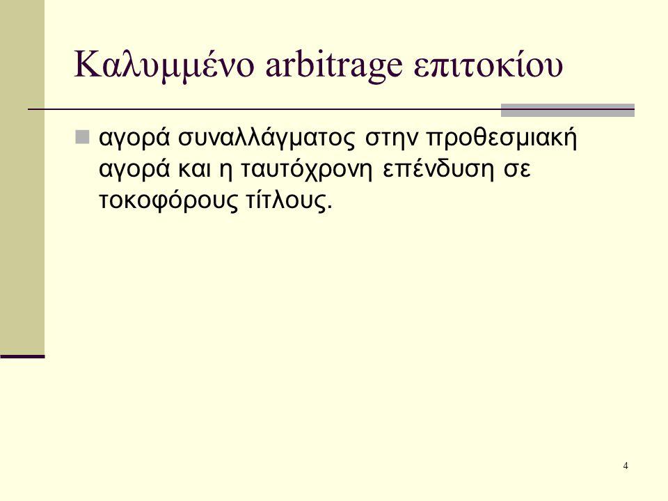 45 Ε (R*- ė), R Ε=f (R*- ė) R1R1 E1E1 R0R0 E 0 Β Α Ε=f (R*- ė΄) Γ Ε 2 Ε3 Δ Μακροχρόνια: