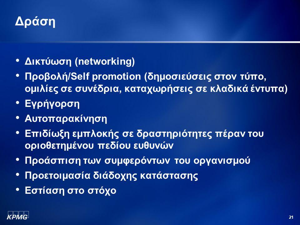 22 People Services «Προσεγγίζοντας την αγορά εργασίας»