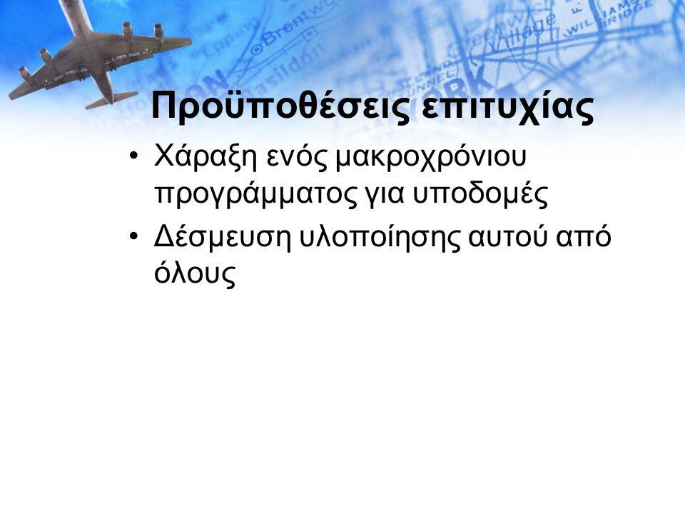 Όραμα «βελτίωση της ελκυστικότητας της χώρας ως τουριστικού προορισμού με κεντρικό άξονα την αναβάθμιση της ποιότητας ζωής»