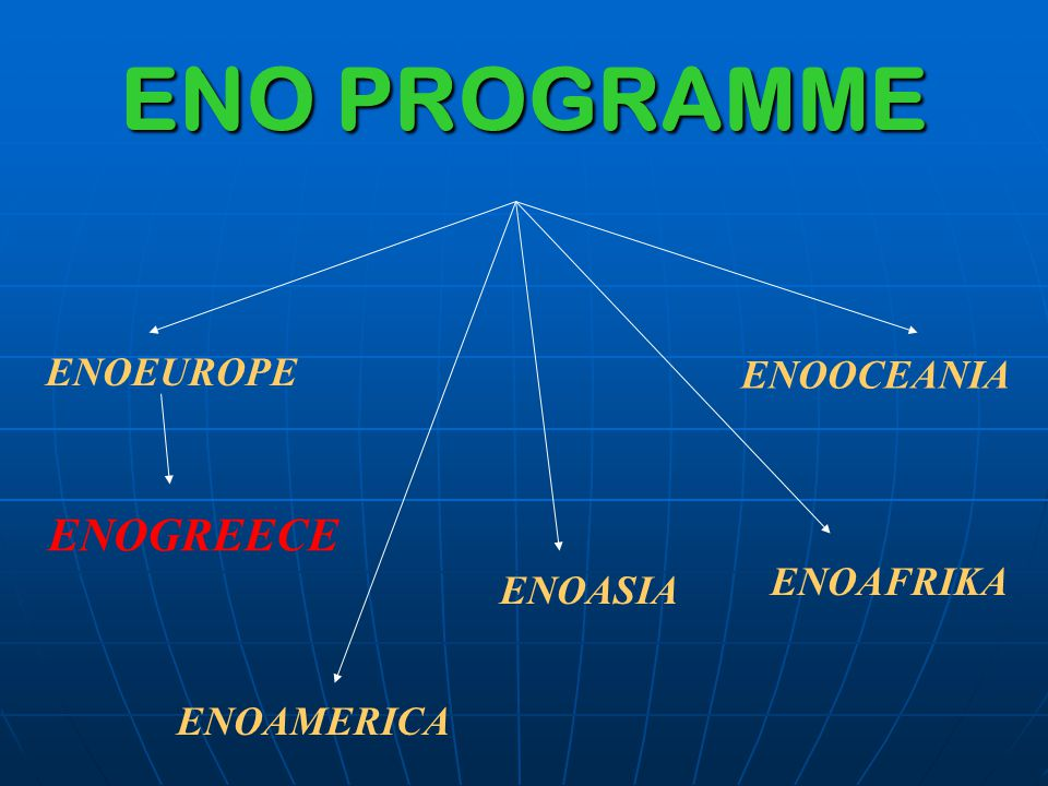 ENO ASIA   ΤΟ ENOASIA αποσκοπεί στην ανάπτυξη του ενδιαφέροντος των μαθητών για το περιβάλλον.