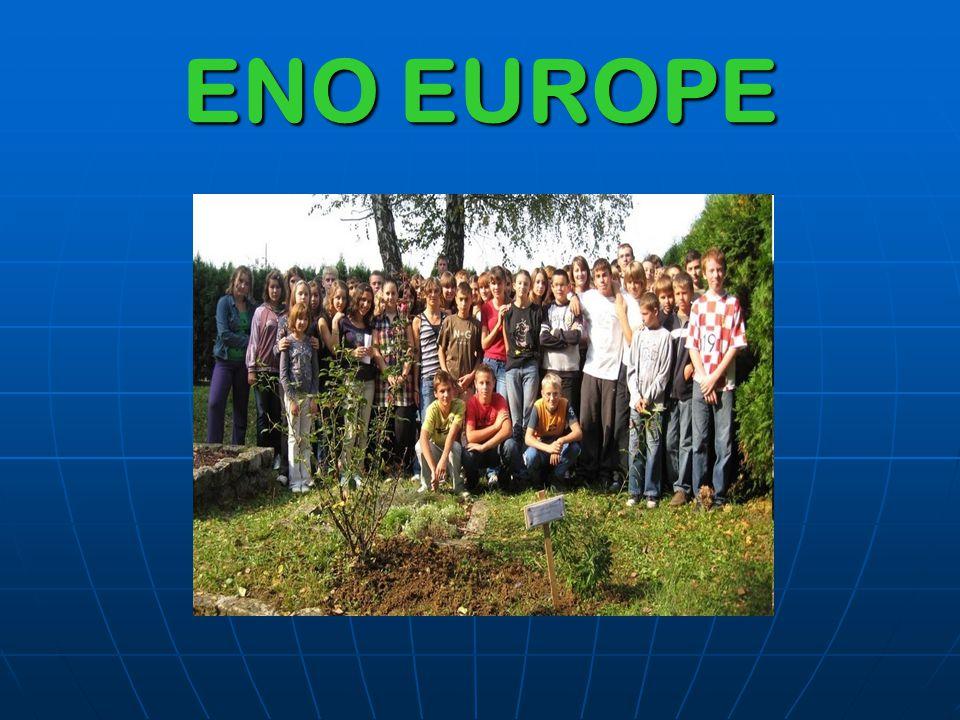 ENO EUROPE www.enoeurope.org  Το ΕΝΟ ιδρύθηκε το 2000 στην πόλη Joensuu της Φιλανδίας, από τον καθηγητή κ.