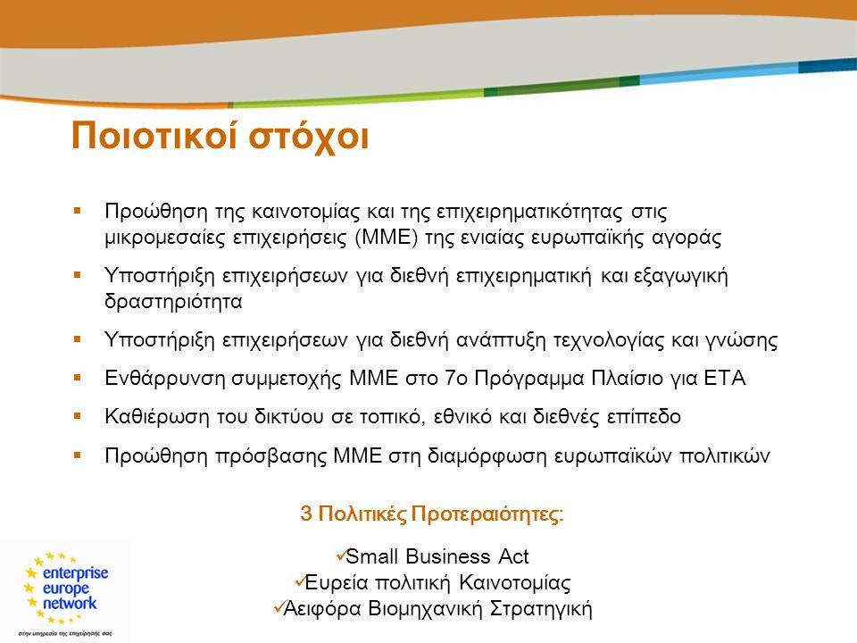 Enterprise Europe Network - Hellas