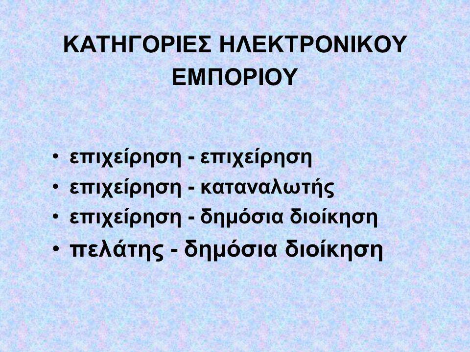ΒΙΒΛΙΟΓΡΑΦΙΑ •www.tee.gr/online/news/2000/2132 •www.etl.uom.gr/greek/projects/e_c/chapter100 3.htm •www.izor.com/page/1010/el/1/1 •www.inegsee.gr/enimervsi-40-doc2.htm •www.disabled.gr/at/?p=1147 •www.lawnet.gr/case_study.aps?Pagelabel=3& MeletID=91 •www.hellasnet.gr/hellasnet/news/news_article.a sp?art_id=33