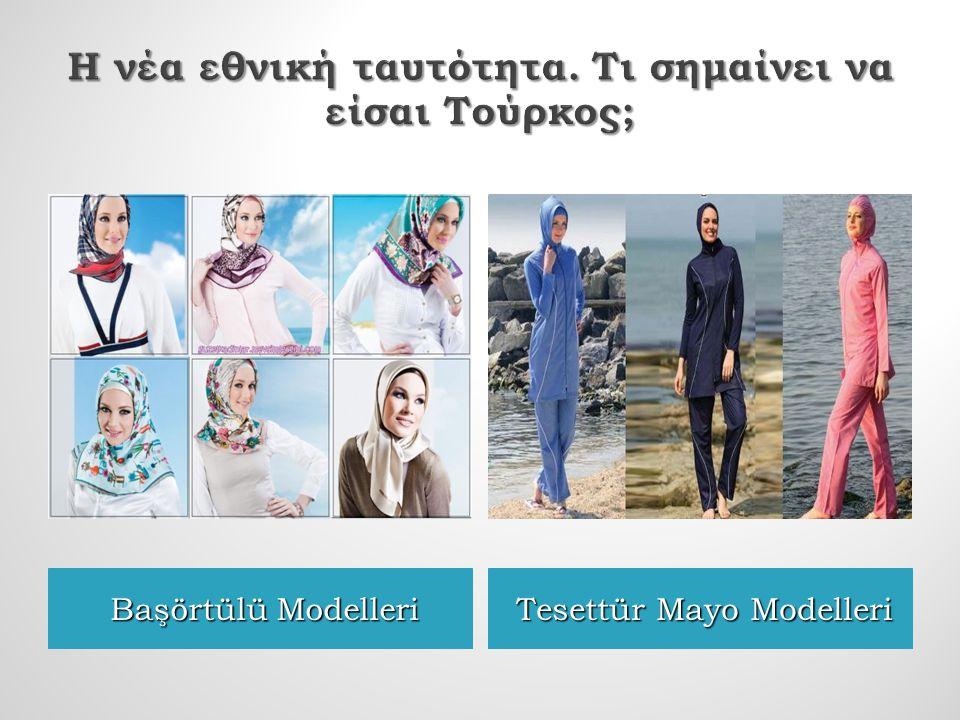 Başörtülü Modelleri Tesettür Mayo Modelleri