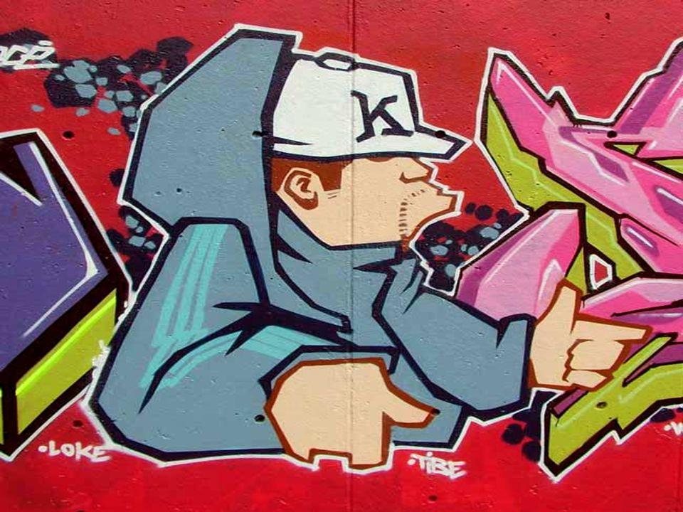 Ιστορία του Graffiti •Ο δρόμος είχε τη δική του ιστορία κι αυτός που πρώτος την έγραψε στον τοίχο με μπογιά, δεν ήταν άλλος από τον ελληνικής καταγωγής Δημήτρη που υπέγραφε τα έργα του με το ψευδώνυμο taki 183 έχοντας γεμίσει με σχέδια τον υπόγειο σιδηρόδρομο της Νέας Υόρκης.