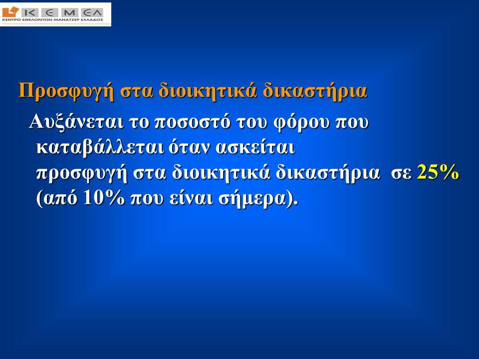 ΕΝΘΑΡΡΥΝΣΗ ΕΠΑΝΑΠΑΤΡΙΣΜΟΥ ΚΕΦΑΛΑΙΩΝ ΕΝΘΑΡΡΥΝΣΗ ΕΠΑΝΑΠΑΤΡΙΣΜΟΥ ΚΕΦΑΛΑΙΩΝ •Παρέχεται δυνατότητα επαναπατρισμού κεφαλαίων για τα οποία υπήρχε είτε υποχρέωση δήλωσής τους, ή καταβολής φόρου στην Ελλάδα και τα οποία είναι κατατεθειμένα σε τράπεζες του εξωτερικού από φυσικά ή νομικά πρόσωπα, που υπόκεινται σε φόρο στην Ελλάδα.