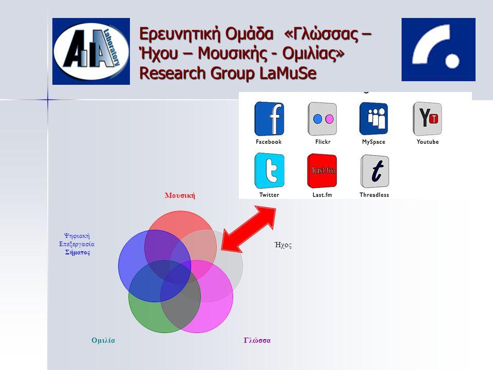 Ερευνητική Ομάδα «Γλώσσας – Ήχου – Μουσικής - Ομιλίας» Research Group LaMuSe