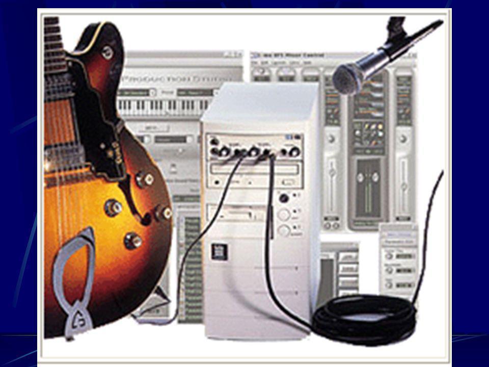 Τα MIDI αρχεία μπορούν να δημιουργηθούν αν συνδεθεί ένα μουσικό ηλεκτρονικό όργανο με τον υπολογιστή μέσω της θύρας που διαθέτει η κάρτα ήχου για MIDI.