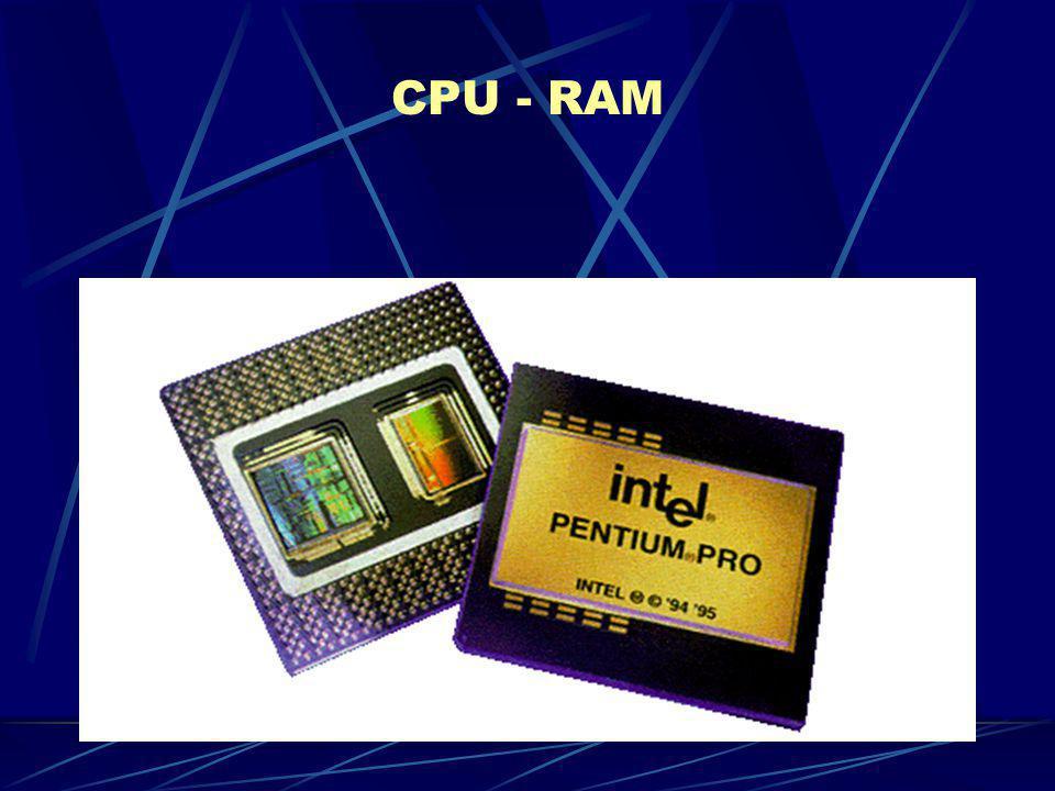 H CPU (ΚΜΕ) είναι ο εγκέφαλος του υπολογιστή.
