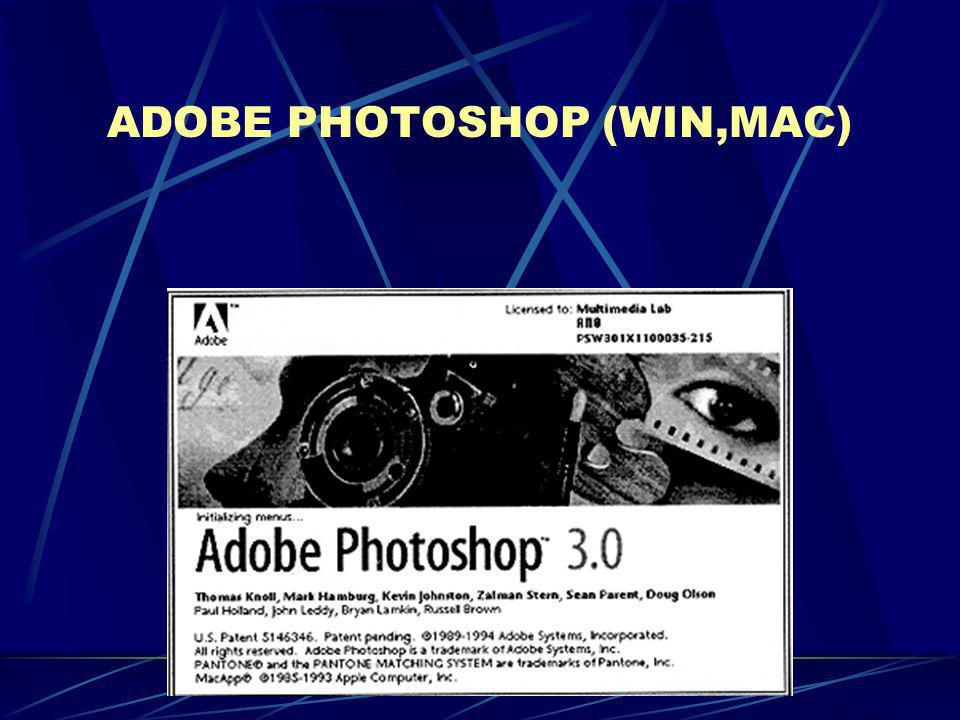 Το Photoshop είναι ένα πρόγραμμα επεξεργασίας εικόνας που μπορεί να ικανοποιήσει ακόμα και τον πιο απαιτητικό χρήστη.