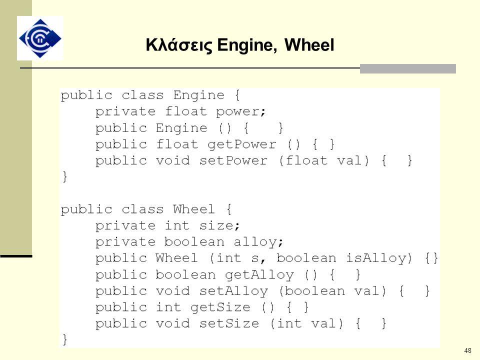 48 Κλάσεις Engine, Wheel