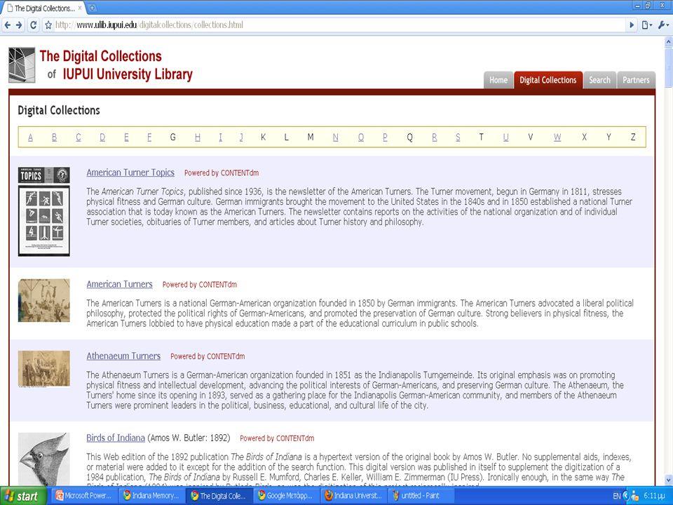 Υπηρεσίεs : Project Planning (Ψηφιακή Βιβλιοθήκη Σχεδιασμού) Ψηφιακά Μέσα & Κέντρο Εικόνας (DMIC) Ηλεκτρονικό Κέντρο Κωδικοποίησης κειμένου (ETDC) Υπηρεσίες Μεταδεδομένων Interface Design & Υπηρεσίες Ευχρηστίας