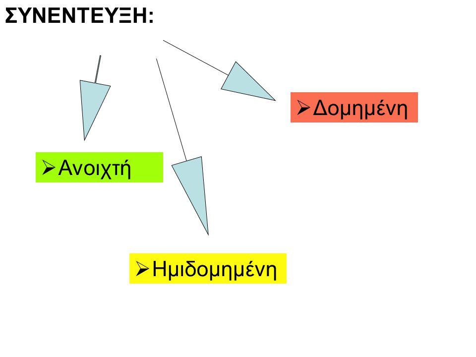 Στα προβλήματα αυτής της μεθόδου περιλαμβάνονται τα παρακάτω: •H υποκειμενική καταγραφή μιας κατάστασης. •Προβλήματα σχετικά με την χρήση της γλώσσας