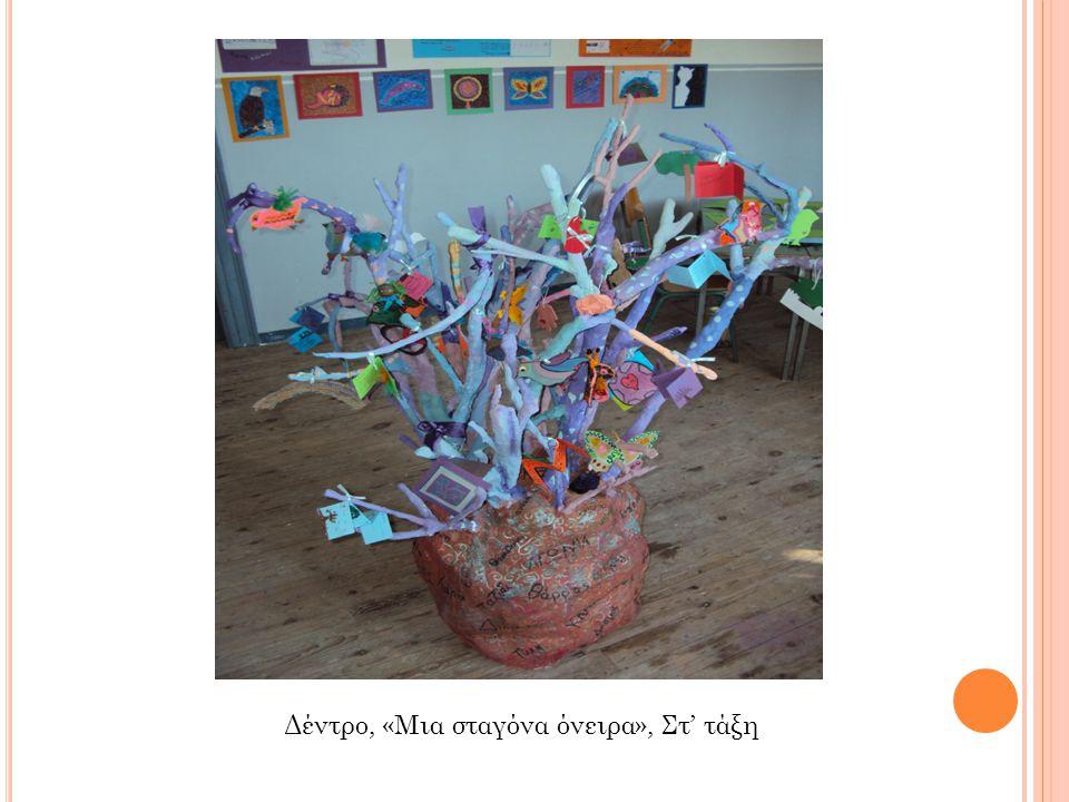 Δέντρο, «Μια σταγόνα όνειρα», Στ' τάξη