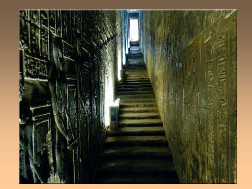 Nτεντέρα στη δυτική όχθη, ο ναός της θεάς Hathor.
