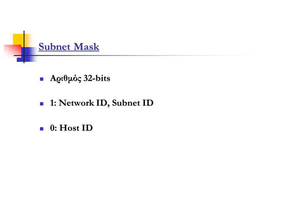 ΠΡΟΒΛΗΜΑΤΑ του IP version 4  Μόνο 32-bits  Πεπερασμένος αριθμός IP διευθύνσεων  Συνεχώς μεγαλύτεροι πίνακες δρομολόγησης  Δεν παρέχει ποιοτική εξυπηρέτηση σε εφαρμογές που το απαιτούν  Δεν παρέχει υψηλά επίπεδα ασφάλειας