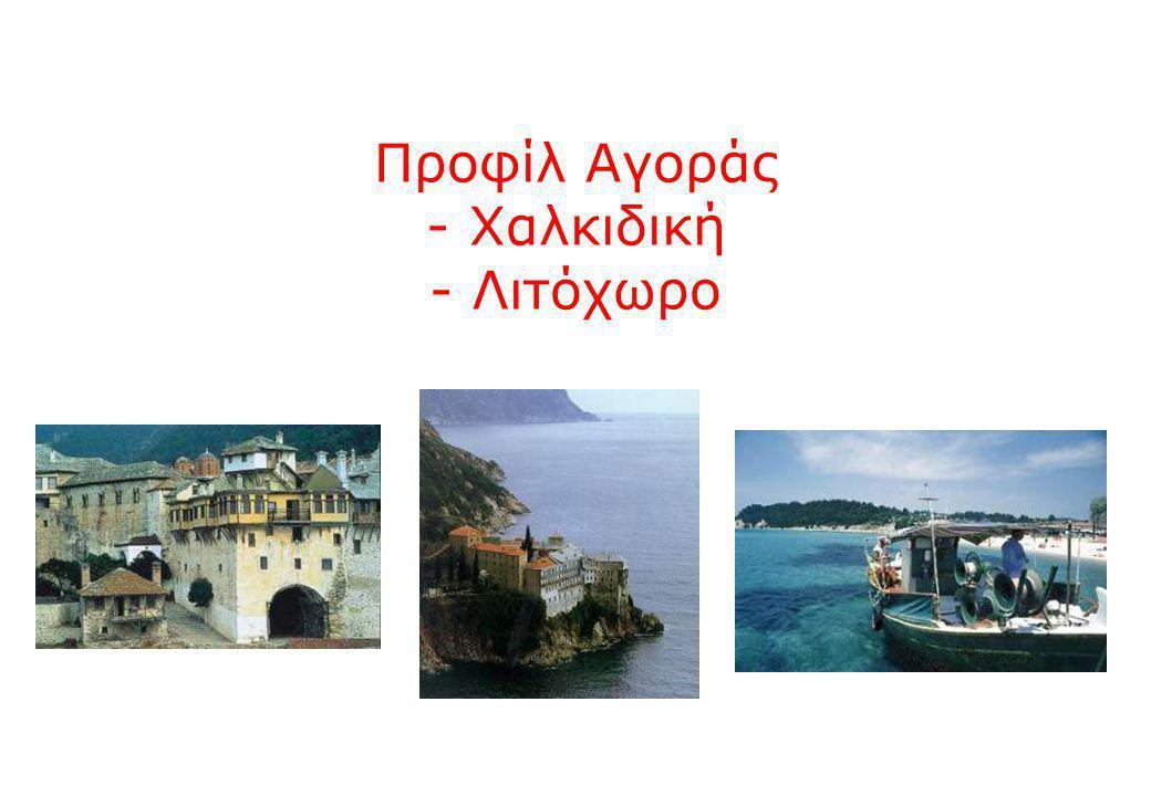 Προφίλ Αγοράς - Χαλκιδική - Λιτόχωρο