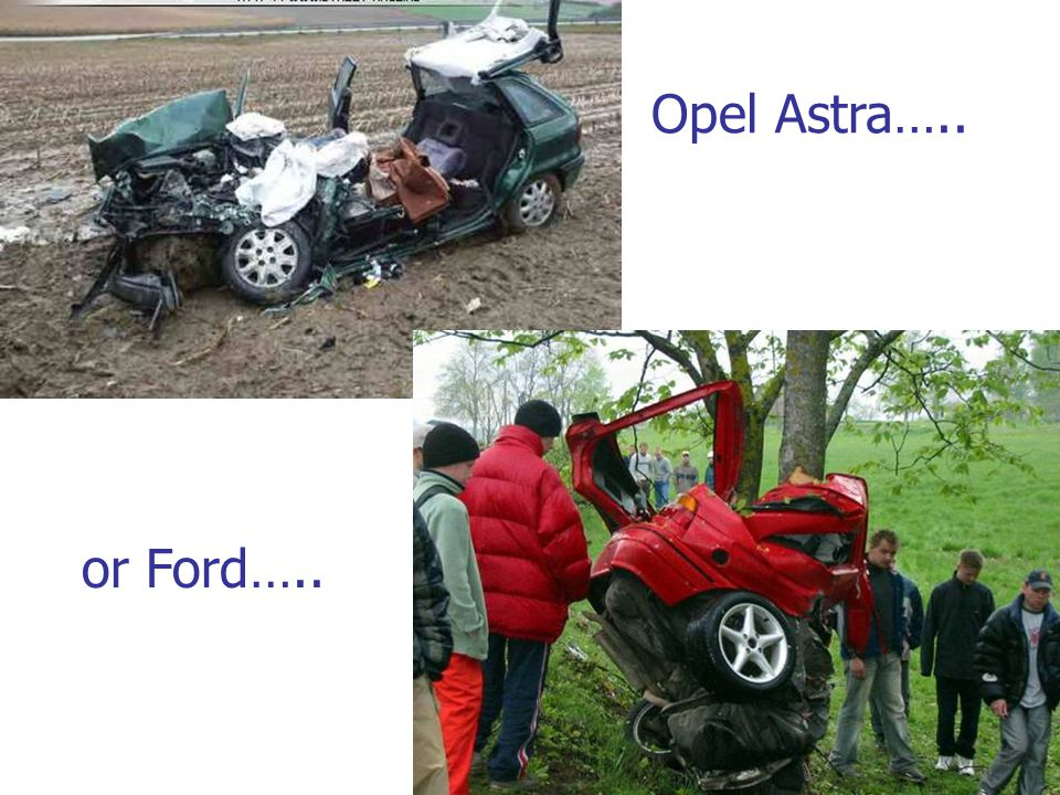 Opel Astra….. or Ford…..