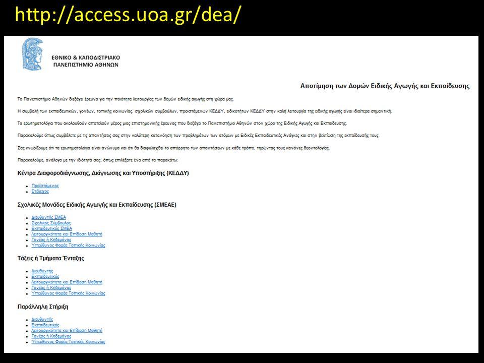 http://access.uoa.gr/dea/