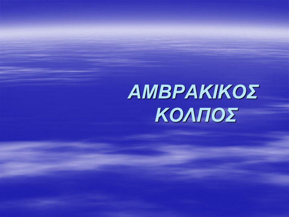 ΑΜΒΡΑΚΙΚΟΣ ΚΟΛΠΟΣ