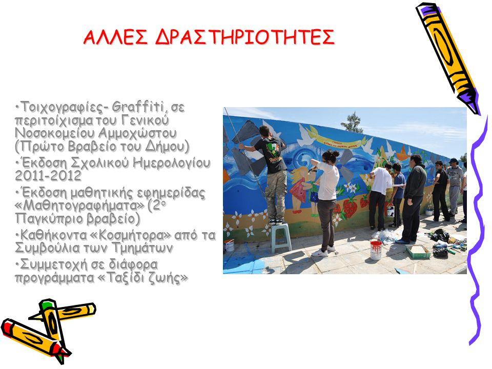 ΜΕΓΑΛΗ ΚΑΛΛΙΤΕΧΝΙΚΗ ΕΚΔΗΛΩΣΗ Θέμα: «Και γεννήθηκε η Κύπρος.