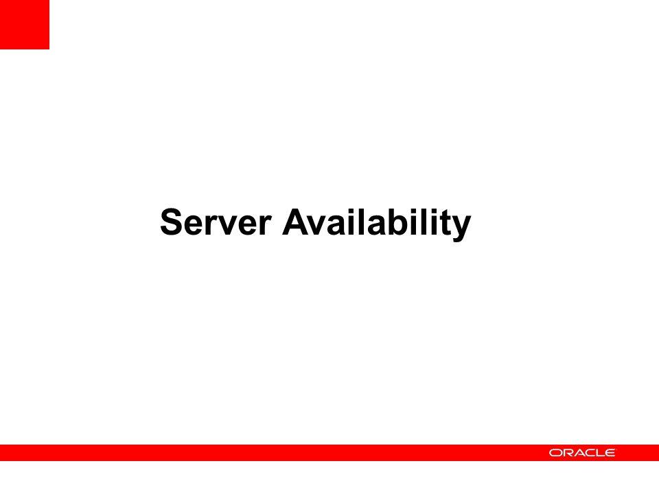 Server Availability