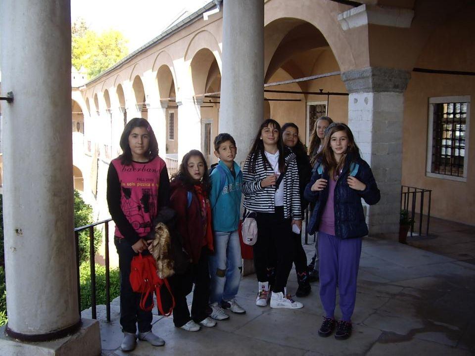 Πώς νιώσατε, όταν επισκεφτήκατε το ιστορικό κτήριο Ιμαρέτ; Πώς νιώσατε, όταν επισκεφτήκατε το ιστορικό κτήριο σπίτι του Μεχμετ Αλη;