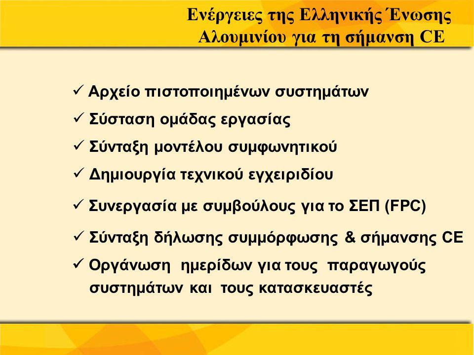 Τι κάνει ο Παραγωγός Συστημάτων για να προετοιμαστεί 1.Αρχικές Δοκιμές Τύπου ( Πιστοποίηση Ολοκληρωμένων Συστημάτων) 2.Τεχνικά Εγχειρίδια 3.Προετοιμασία κατασκευαστών ( Εκπαίδευση, Θάλαμος Δοκιμών, ΕΚΑΝΑΛ, Αναβάθμιση κλπ )