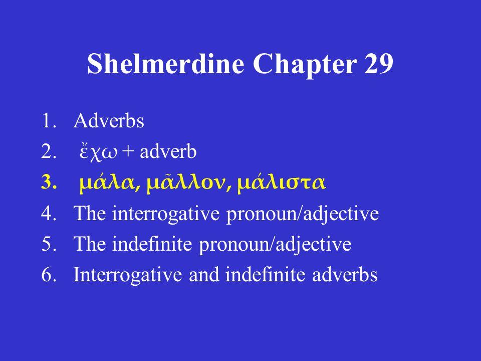 Shelmerdine Chapter 29 3.