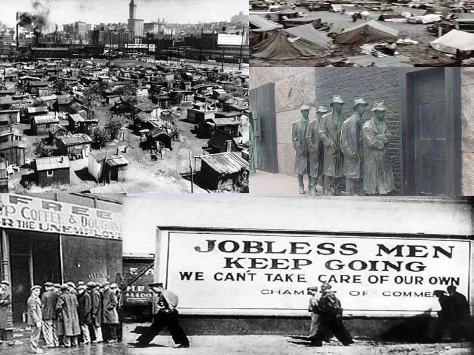 Η κρίση είχε καταστροφικές επιπτώσεις τόσο στον ανεπτυγμένο, όσο και στον αναπτυσσόμενο κόσμο.