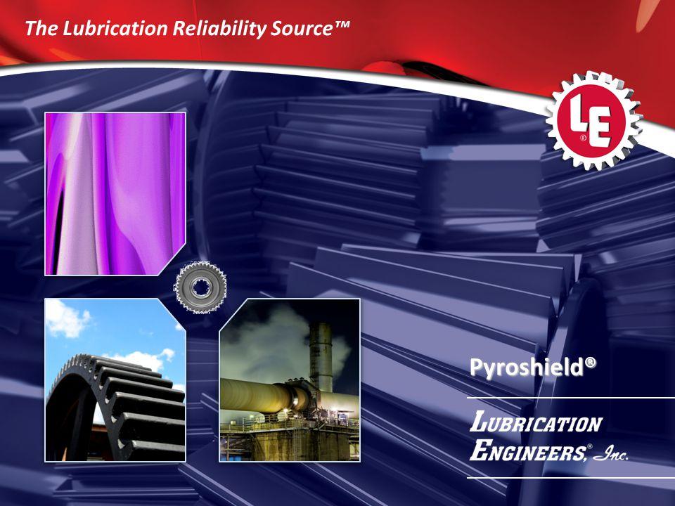 12 Pyroshield® Syn Open Gear Grease (5100, 5182, 5180) Τεχνικά χαρακτηριστικά