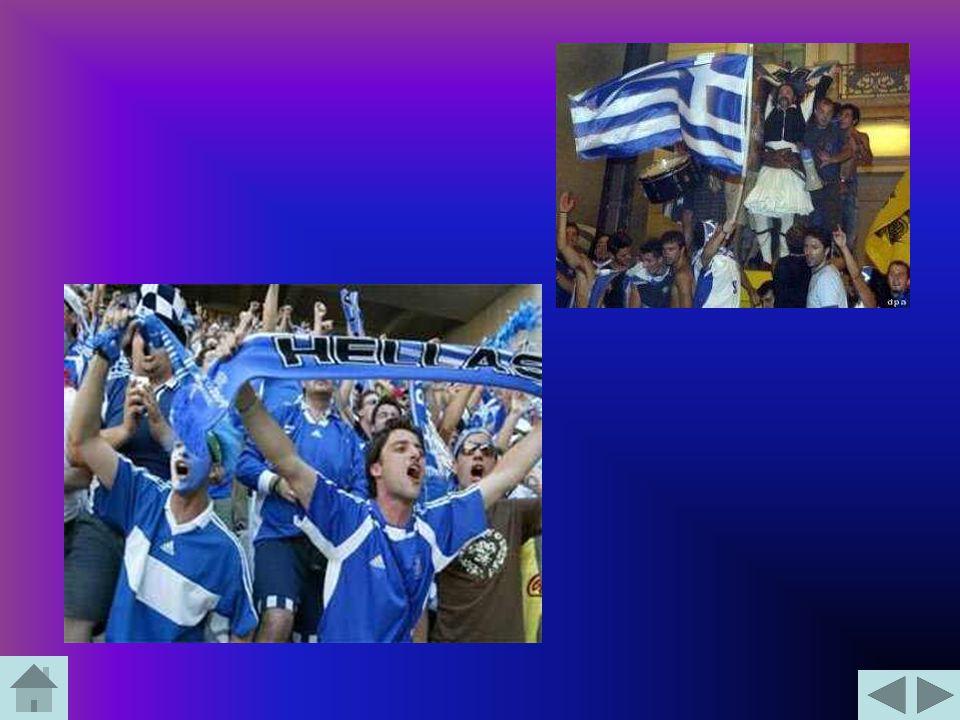 ΣΥΝΤΑΡΑΧΤΙΚΗ Η ΕΘΝΙΚΗ ΕΛΛΑΔΟΣ ΤΟ 2004 Ως τη μεγαλύτερη έκπληξη στην ιστορία του Ευρωπαϊκού Πρωταθλήματος, χαρακτήρισε το Reuters τη νίκη της εθνικής μας επί της Γαλλίας στα πλαίσια του Euro 2004: Η Ελλάδα πραγματοποίησε τη μεγαλύτερη έκπληξη στην ιστορία της διοργάνωσης, πετώντας έξω από τη συνέχεια την κάτοχο του τίτλου, Γαλλία...