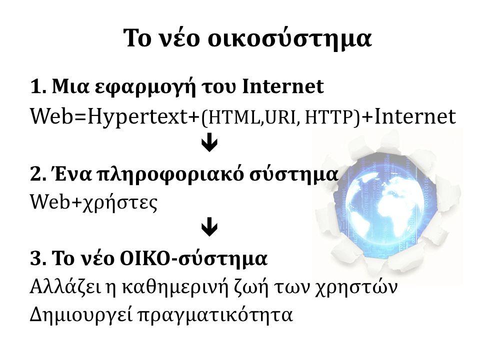 Web Science Trust • Ξεκίνησε από CSAIL/MIT & University of Southampton • Σήμερα διεθνές 15