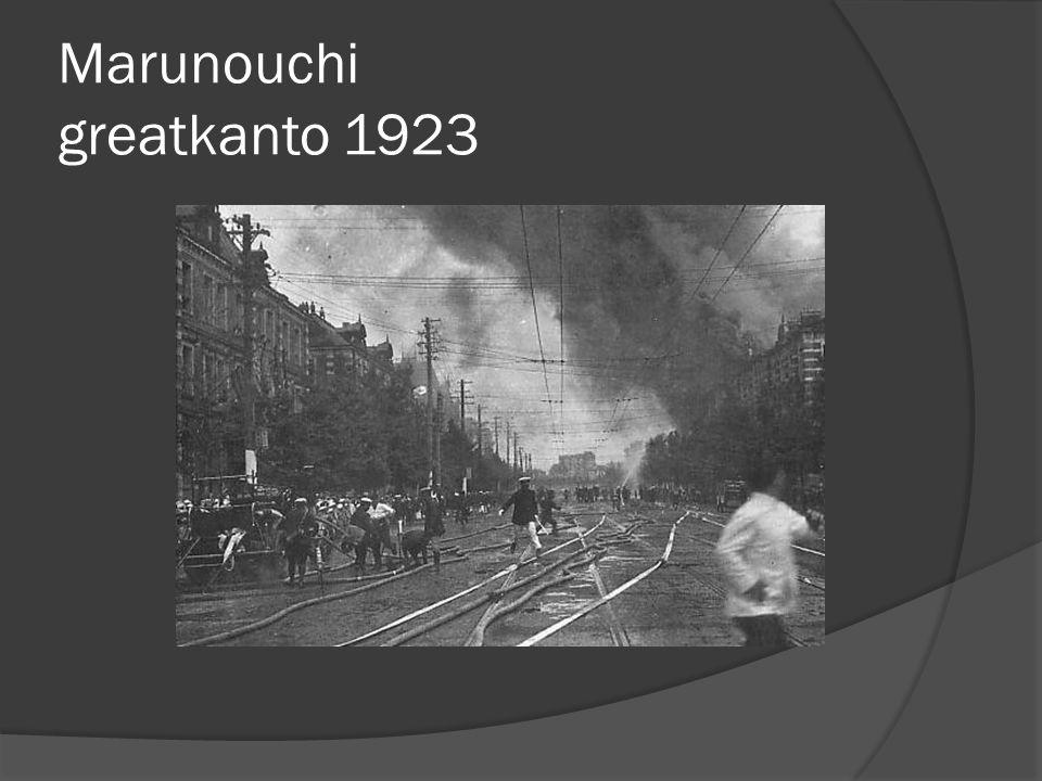 Marunouchi greatkanto 1923