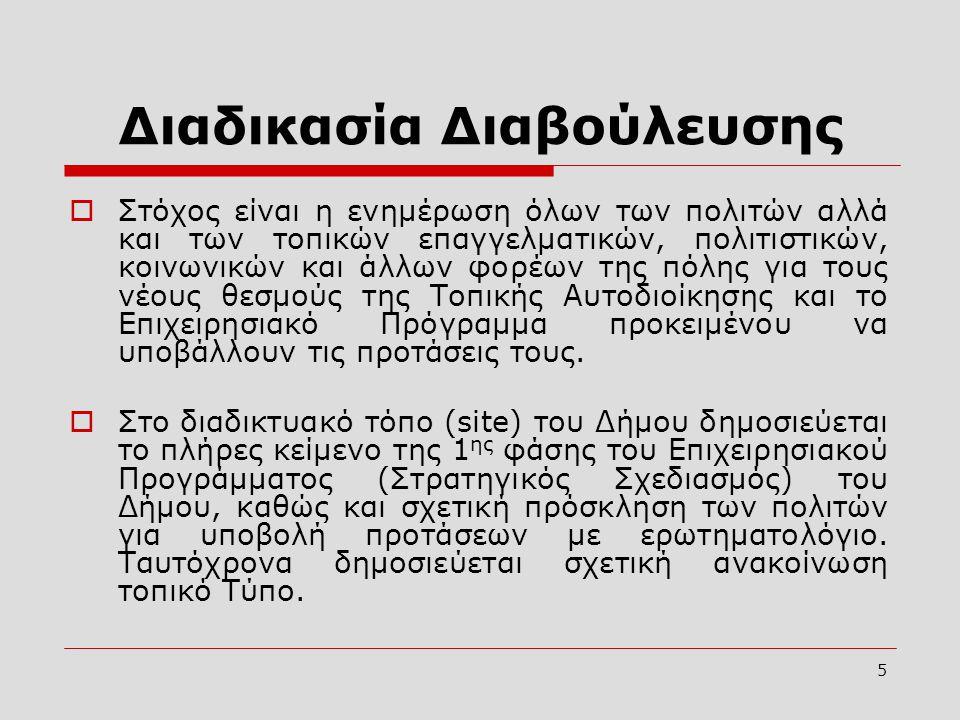 26 ΑΝΑΛΥΣΗ ΜΕΤΡΟΥ 4.4: Δημοτική Περιουσία και Συνθήκες Εργασίας ΣΕ ΓΕΝΙΚΟΥΣ ΣΤΟΧΟΥΣ  4.4.1Αποδοτικότερη αξιοποίηση της δημοτικής περιουσίας προς όφελος της τοπικής κοινωνίας και των οικονομικών του Δήμου.