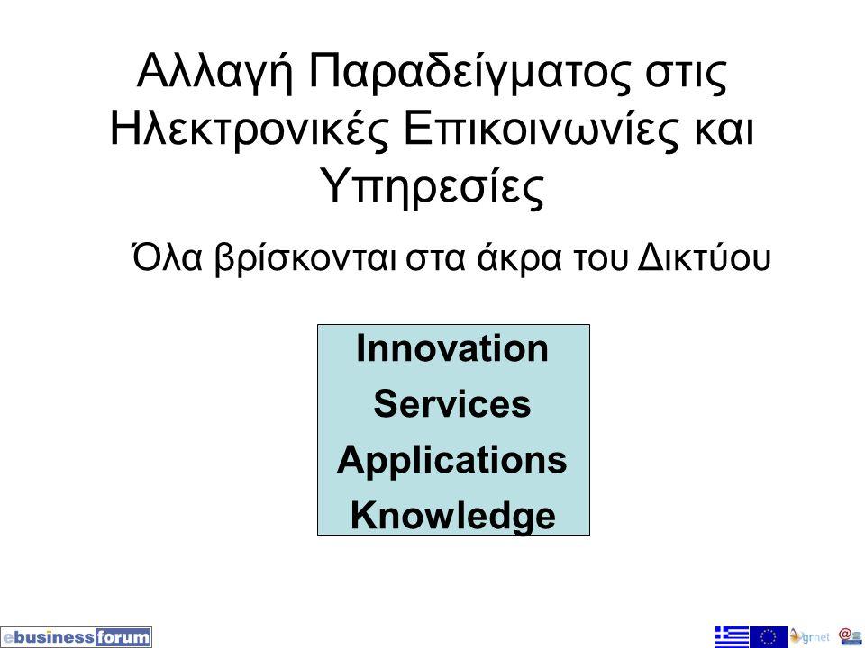 Περισσότερες Πληροφορίες http://www.ebusinessforum.gr